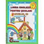 Limba engleza pentru scolari nivelul 3 ( editura: Carta Atas, autor: Alexandra Ciobanu, ISBN 978-606-93661-4-1 )