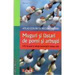 Atlas color de recunoastere: muguri si lastari de pomi si arbusti ( editura : M.A.S.T. , autor : Bernd Schulz , ISBN 9789731822990 )