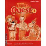 Macmillan English Quest Level 1 Activity Book ( editura: Macmillan, autor: Jeanette Corbett, ISBN 978-0-230-43980-1 )