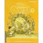 Macmillan English Quest Level 3 Activity Book ( editura: Macmillan, autor: Jeanette Corbett, ISBN 978-0-230-45665-5 )