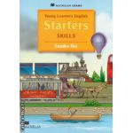 Young Learners English Skills Starters Pupil's Book ( editura: Macmillan, autor: Sandra Fox, ISBN 978-0-230-44899-5 )