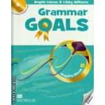 Grammar Goals Level 5 Pupil's Book Pack ( editura: Macmillan, autor: Angela Llanas, ISBN 978-0-230-44597-0 )