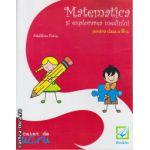 Matematica si explorarea mediului pentru clasa a II - a ( editura: Booklet, autor: Madalina Florea, ISBN 9786065901209 )