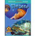Macmillan children ' s Readers - The Deep: The City Under the Sea - Level 6 ( editura: Macmillan, autor: Paul Shipton ISBN 978-0-230-40506-6 )