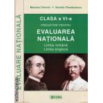 Pregatire pentru Evaluarea Nationala Limba romana, Limba Engleza clasa a VI -a ( editura: Sigma, autor: Mariana Cheroiu, ISBN 9789736498425 )