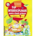 Fise interdisciplinare pentru clasele primare - clasa a 2 - a ( editura : Juventus Press , autor : Marius Maracinescu , ISBN 978-606-8350-74-5 )