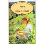 Heidi ( editura: Penguin Books, autor: Johanna Spyri, ISBN 978-0-14-062434-2 )