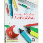 Limba si literatura romana caiet de vacanta pentru clasa a VI - a ( editura: Booklet, autor: Alina Curcan, ISBN 978-606-590-155-1 )