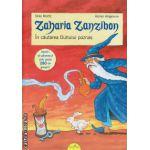 Zaharia Zanzibon vol II: In cautarea Duhului poznas ( editura: Galaxia Copiilor, autor: Silke Moritz, ISBN 978-606-8578-04-0 )