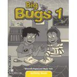 Big Bugs 1 Activity Book ( Editura: Macmillan, Autor: Elisenda Papiol, Maria Toth, ISBN 978-1-4050-6170-4 )