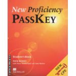 New Proficiency PassKey Student's Book ( Editura: Macmillan, Autor: Nick Kenny, Peter Sunderland, Jane Barnes ISBN 978-0-333-97436-0 )