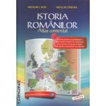 Istoria Romanilor atlas comentat ( Editura: Didactica si Pedagogica, Autor: Nicolae I. Dita, Niculae Cristea ISBN 978-973-30-3653-1 )