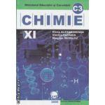Chimie manual clasa a 11 a C3 ( Editura : LVS Crepuscul , Autor : Elena Alexandrescu , Viorica Zaharia , Mariana Nedelcu ISBN 978-973-7680-09-9 )