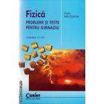 Fizica: Probleme si teste pentru gimnaziu - clasele VI - VIII ( editura: Corint Educational, autor: Florin Macesanu, ISBN 978-606-93580-6-1 )