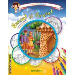 Colectia Carla coloreaza : Hansel si Gretel - carte de colorat + poveste (editura : Astro , ISBN 9786068148649 )