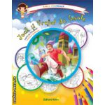 Colectia Carla coloreaza : Jack si Vrejul de fasole - carte de colorat + poveste (editura : Astro , ISBN 9786068148571 )