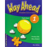 Way Ahead 1 Pupil' s Book clasa a III-a