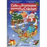 Cele mai frumoase povesti de Craciun - vol 2 ( editura : Joy , autor : Valentina Stefan-Caradeanu , Corina Ionica Gheorghiu , ISBN 978-606-8593-00-5 )