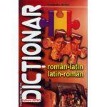 Dictionar roman - latin, latin - roman ( editura: Astro, autor: Alexandru Andrei, ISBN 978-606-8148-20-5 )