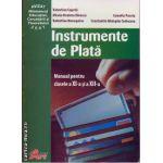 Instrumente de Plata ( editura : Akademos Art , autor : Valentina Capota , Mirela Nicoleta Dinescu , Valentina Menegatos , ISBN 978-973-1730-30-1 )