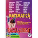 Matematica Bacalaureat M - Tehnologic si M - Stiintele Naturii ( editura: Icar, autor: Catalin-Petru Nicolescu, ISBN 9789736061356 )