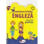 Comunicare in limba engleza caiet pentru gradinita ( Editura : Aramis , Autor : Cristina Johnson , Daniel Ionita ISBN 9786067060560 )