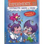 Experimente pentru copii Distractiv rapid si usor (albastra ) ( Editura : Nomina , Autor : Alexandre Wajnberg ISBN 9786065356122 )