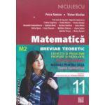Matematica breviar teoretic clasa a XI a ( Editura : Niculescu , Autor : Petre Simon ISBN 9789737488619 )