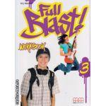 Full Blast 3 workbook with CD ( editura : MM Publications , autor : H.Q. Mitchell , ISBN 978-960-443-894-5 )
