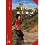 Top Readers - Lisa in China - Level 2 reader Pack : including glossary + CD ( editura : MM Publications , autor : H.Q. Mitchell , ISBN 9789604788262 )