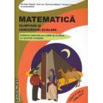 Matematica olimpiade si concursuri scolare clasa a VIII a ( Editura: Nomina, Autor: Nicolae Grigore, Sorin Ion, Ramona Mainea ISBN 978-606-535-360-2 )