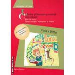 Limba si literatura romana Comunicare Fise de lucru clasa a 8 a Semestrul 2 ( Editura: Nomina, Autor: Maria - Emilia Goian, Vasile Goran ISBN 978-606-535-514-9 )
