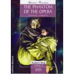 Graded Readers - The Phantom of the Opera - level 4 reader PACK including : Reader , Activity book and Audio CD ( editura : MM Publications , autor : Gaston Leroux , ISBN 9789604430550 )