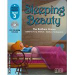 Primary Readers - Sleeping Beauty - Level 3 reader with CD ( editura : MM Publications , autor : Fratii Grimm , ISBN 978-960-443-654-5 )