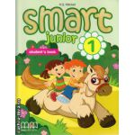Smart Junior 1 - Student ' s Book ( editura : MM Publications , autor : H.Q. Mitchell , ISBN 978-960-443-812-9 )
