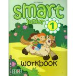 Smart Junior 1 - Workbook with CD ( editura : MM Publications , autor : H.Q. Mitchell , ISBN 978-960-443-813-6 )