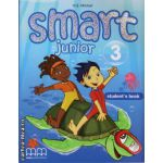 Smart Junior 3 - Student ' s Book ( editura : MM Publications , autor : H.Q. Mitchell , ISBN 978-960-443-824-2 )