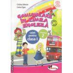 Comunicare in Limba Engleza caiet pentru clasa I partea II ( Editura : Aramis , Autor : Cristina Johnson , Corina Cigan ISBN 9786067061024 )