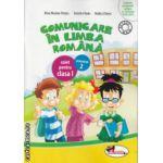 Comunicare in Limba Romana caiet pentru clasa I partea II ( Editura : Aramis , Autor : Alina Nicolae-Pertea , Dumitra Radu , Rodica Chiran ISBN 978-606-706-110-9 )