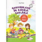 Comunicare in Limba Romana caiet pentru clasa I Partea II ( Editura : Aramis , Autor : Olga Paraiala ISBN  978-606-706-112-3 )