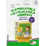 Matematica si explorarea mediului caiet pentru clasa a II a partea II ( Editura : Aramis , Autor  : Anina Badescu , Mihaela - Ada Radu ISBN 9786067061079 )
