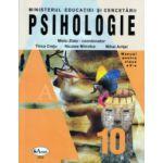 Psihologie manual pentru clasa a X - a ( Editura: Aramis, Autor: Mielu Zlate, Tinca Cretu ISBN 973-679-234-X )