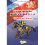 Limba engleza pentru clasa a II a caiet de lucru ( Editura: Ars Libri, Autor: Maria Magdalena Nicolescu ISBN 9786065744325 )