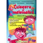 Culegere de matematica pentru clasa a IV a ( Editura: Carminis, Autor: Liliana Diaconescu, Constantin Diaconescu, Maria Mihai, Dana Rebedeu, Valerica Haragus ISBN 978-973-123-199-0 )
