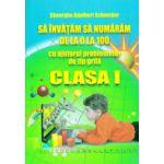 Sa invatam sa numaram de la 0 la 100 cu ajutorul problemelor de tip grila clasa I ( Editura: Hyperion, Autor: Gheorghe Adalbert Schneider ISBN 978-606-589-033-6 )