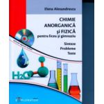 Chimie anorganica si fizica pentru liceu si gimnaziu + CD ( Editura: Explorator, Autor: Elena Alexandrescu ISBN 978-606-93525-7-1 )