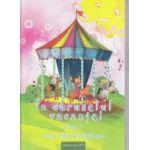 In caruselul vacantei clasa I Fise interdisciplinare ( editura: Ars Libri ISBN 9786065746978 )