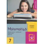Matematica clasa a 7 a partea 2 ( Editura: Booklet, Autor: Nicolae Sanda, Iuliana Chilom, Maria Sas ISBN 978-606-590-319-0 )