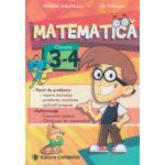 Matematica clasele 3 - 4 Ivaschescu ( Editura: Carminis, Autor: Nicolae Ivaschescu, Ion Patrascu ISBN 9789731232058 )
