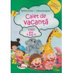 Caiet de vacanta clasa a III a ( Editura: Aramis, Autor: Rodica Chiran, Celina Iordache ISBN 978-606-706-149-9 )